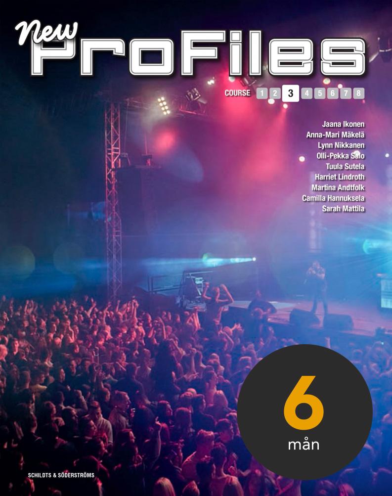 New ProFiles 3 Elevlicens, 6 mån