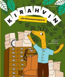 Kirahvin löytötavaratoimisto Textbok