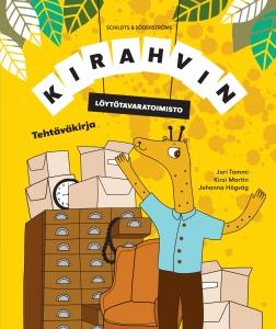 Kirahvin löytötavaratoimisto Aktivitetsbok
