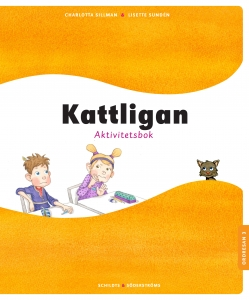 Ordresan 3 Kattligan Aktivitetsbok
