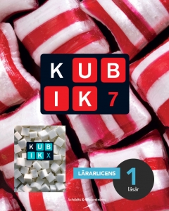 Kubik 7 och X Digitalt materialpaket
