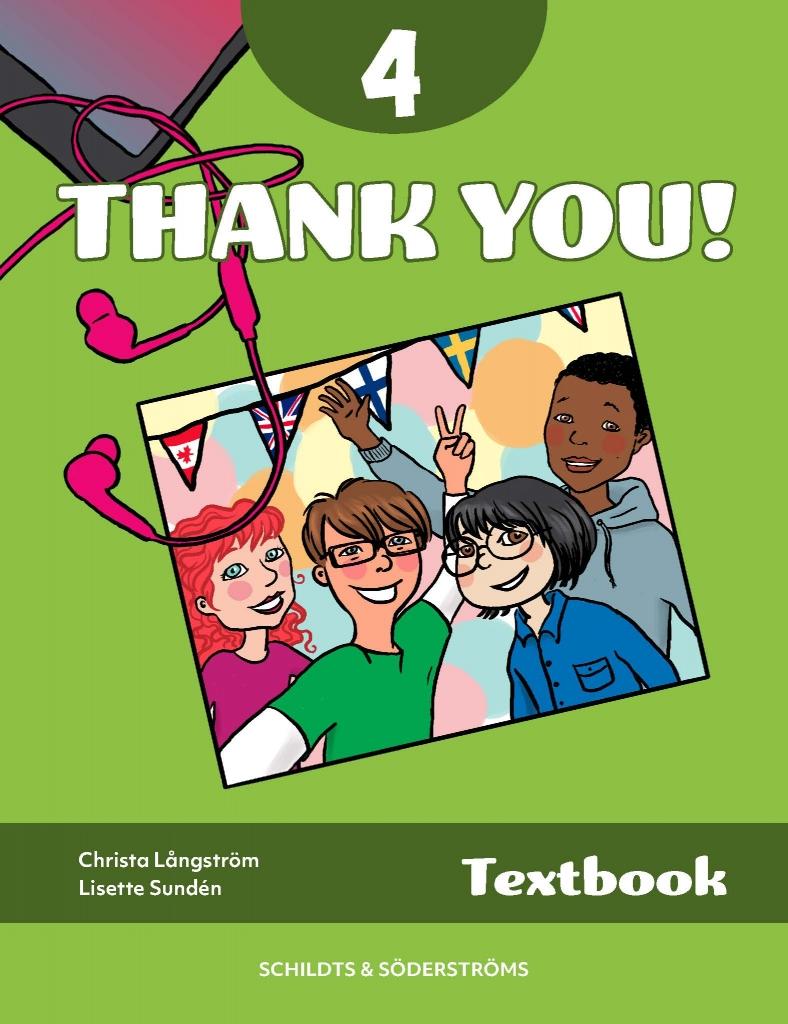 Ny serie i engelska – Thank you!