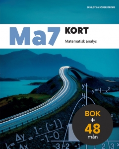 Ma7 Kort Paket (bok + 48 mån licens)