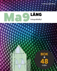 Ma9 Lång Paket (bok + 48 mån licens)