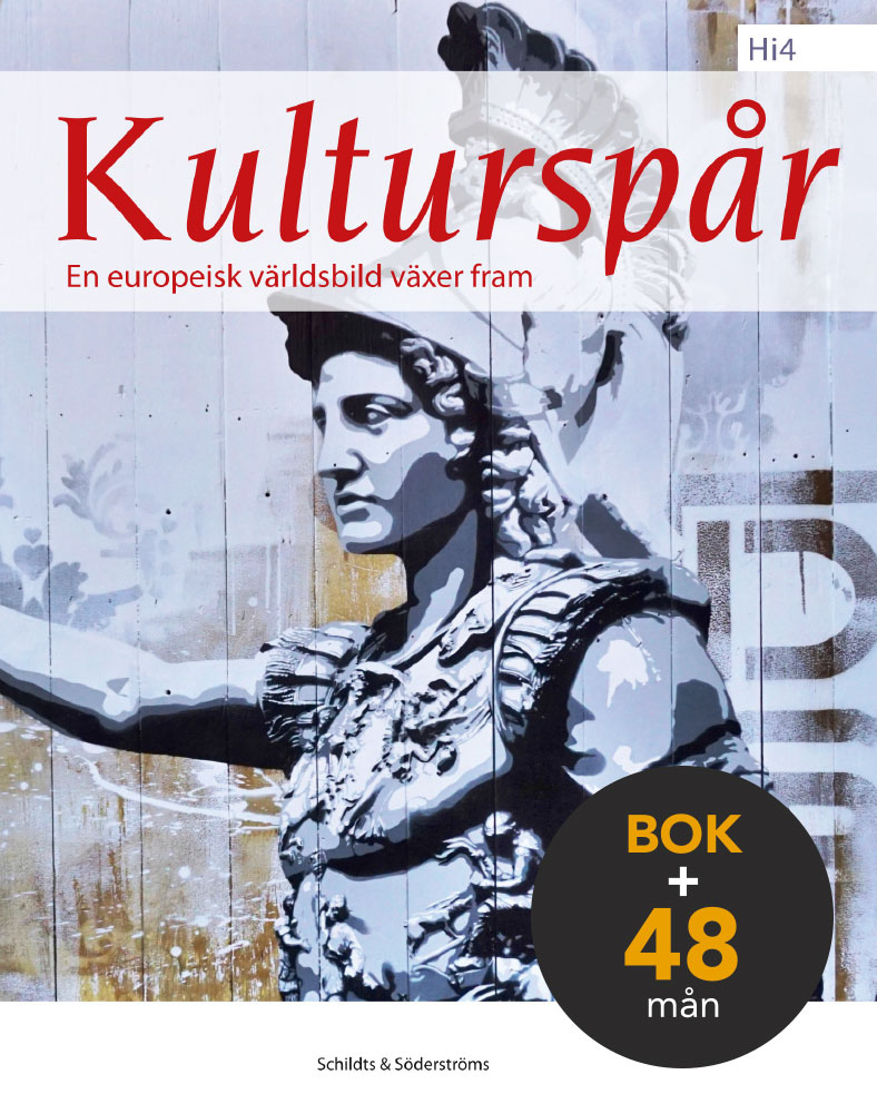 Hi4 Kulturspår Paket (bok +  48 mån licens)