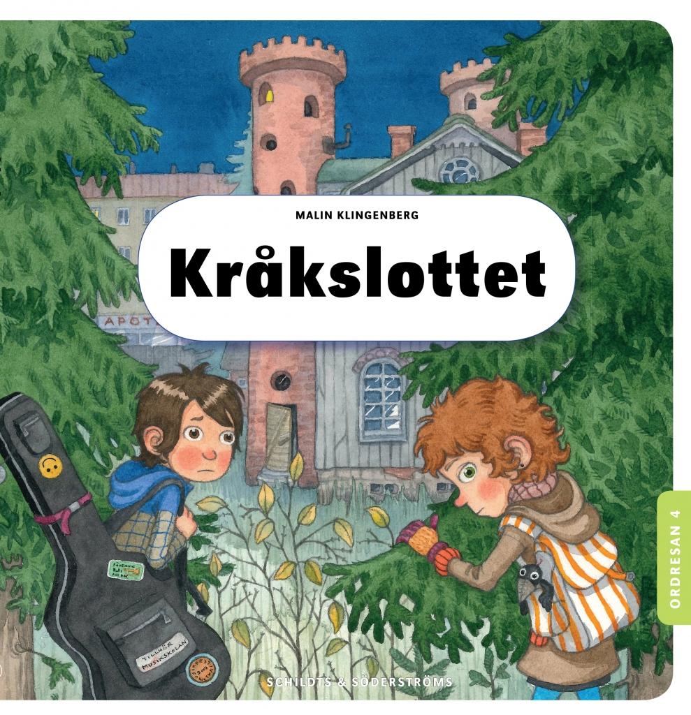 Ordresan 4 Kråkslottet