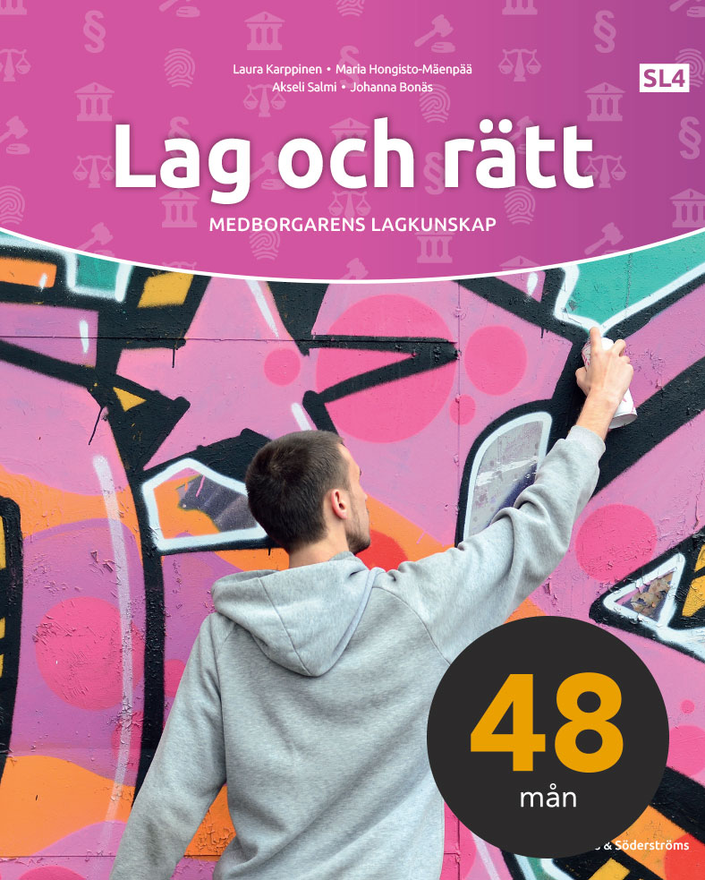 SL4 Lag och rätt Elevlicens, 48 mån