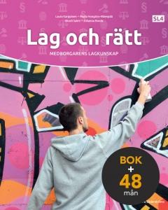 SL4 Lag och rätt Paket (bok + 48 mån licens)