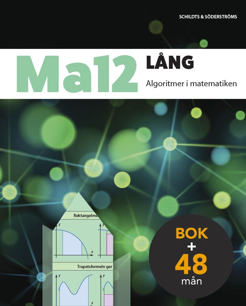 Ma12 Paket  (bok+48 mån licens)