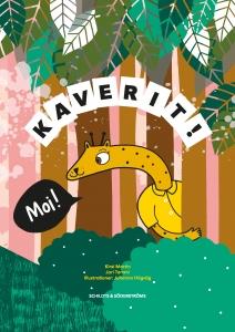 Kaverit! Text- och aktivitetsbok