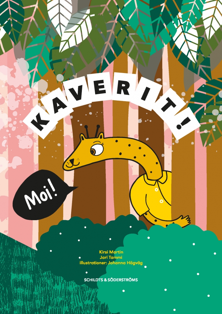 Kaverit! Text- och aktivitetsbok