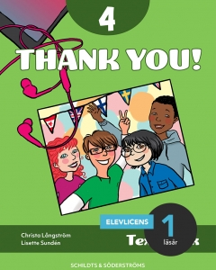 Thank you! 4 Digital elevlicens