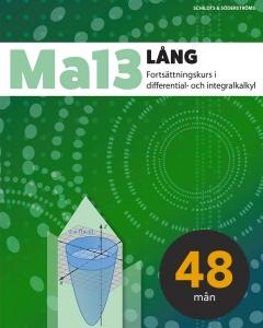 Ma13 Lång Elevlicens 48 mån