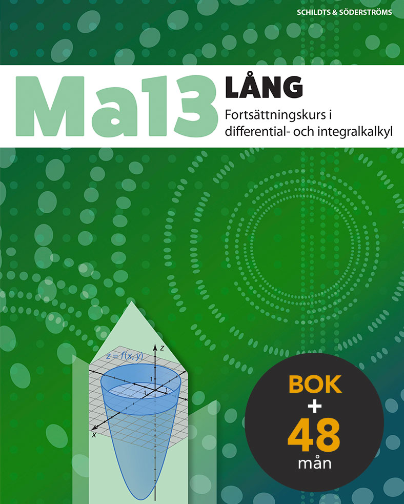 Ma13 Paket  (bok+48 mån licens)