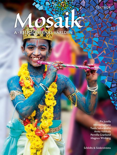 Mosaik A: Religionernas värld Textbok