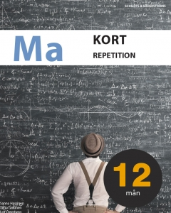 MA Kort Repetition, 12 mån