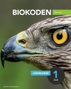 Biokoden 8 Digitalt materialpaket