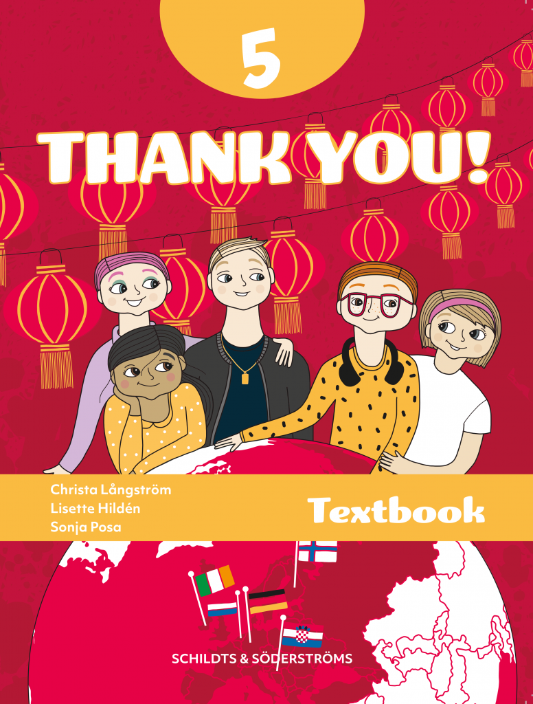 Thank you! 5 Textbok