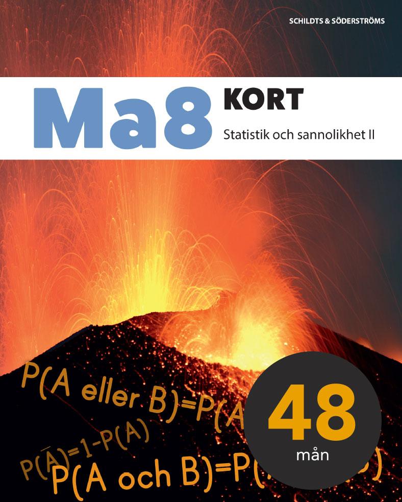 Ma8 Kort Elevlicens, 48 mån