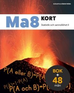 Ma8 Kort Paket (bok + 48 mån licens)