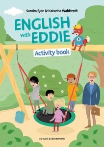 English with Eddie Text- och aktivitetsbok