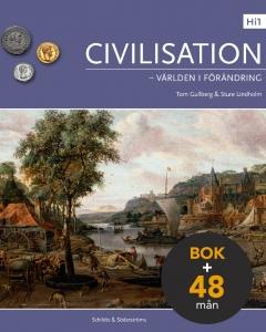 Hi1 Civilisation Paket (bok + 48 mån licens)