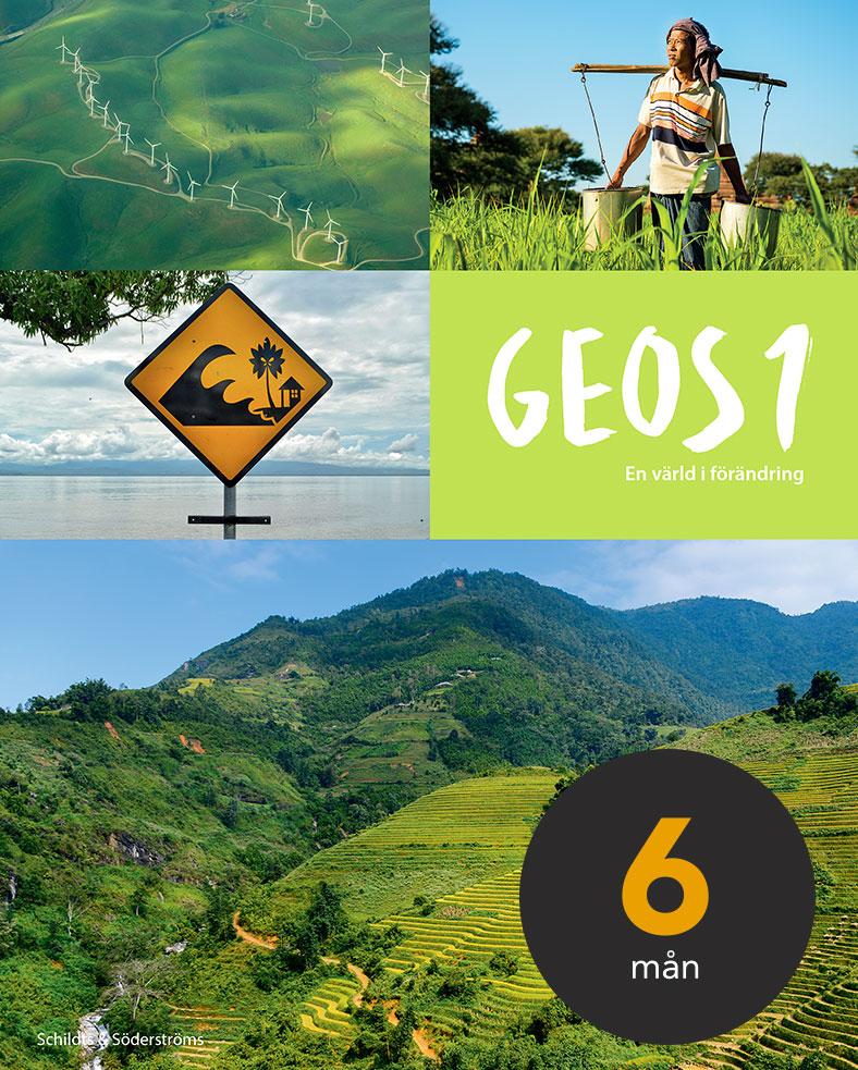 Geos 1 Elevlicens, 6 mån