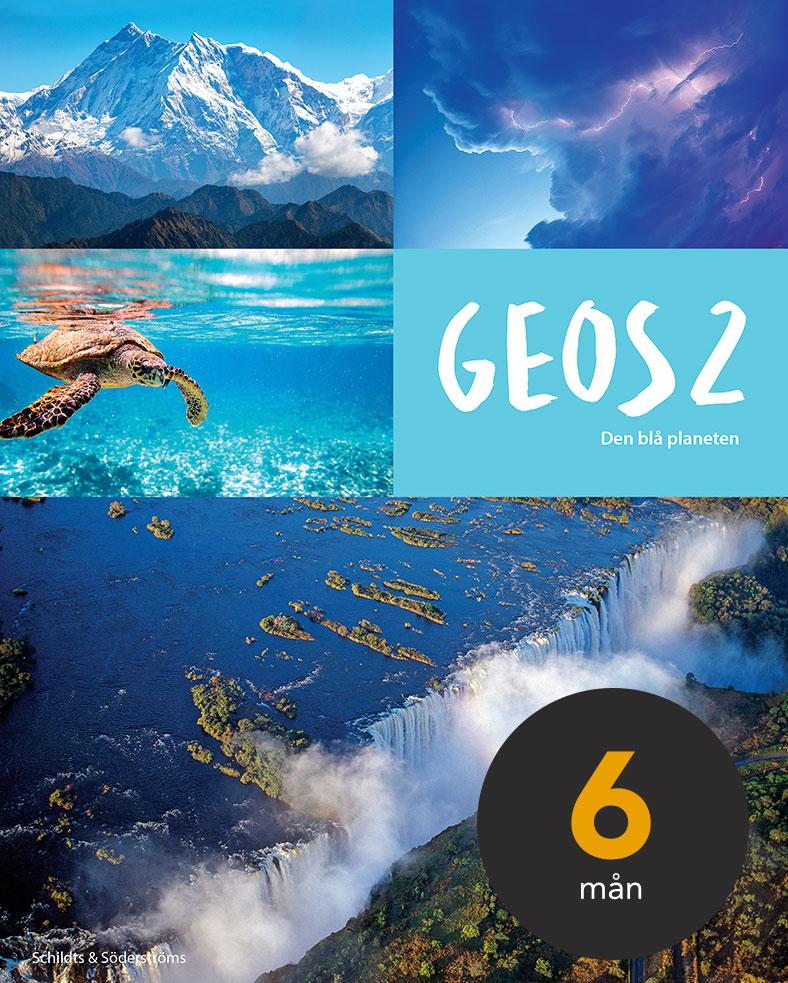 Geos 2 Elevlicens, 6 mån
