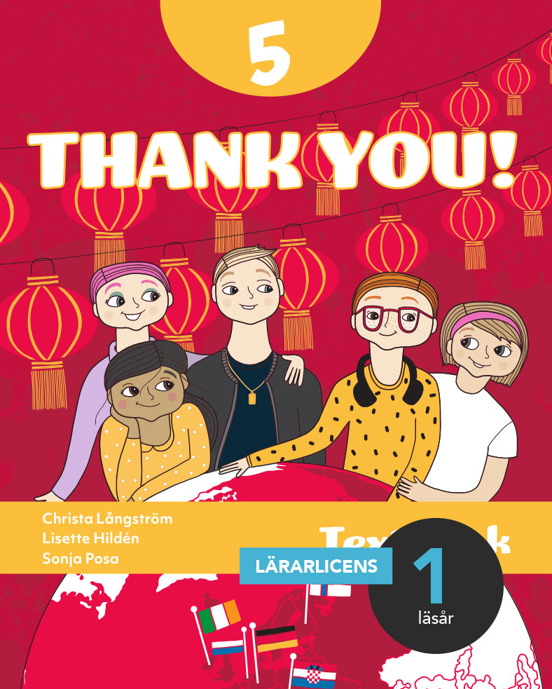 Thank you! 5 Digitalt materialpaket