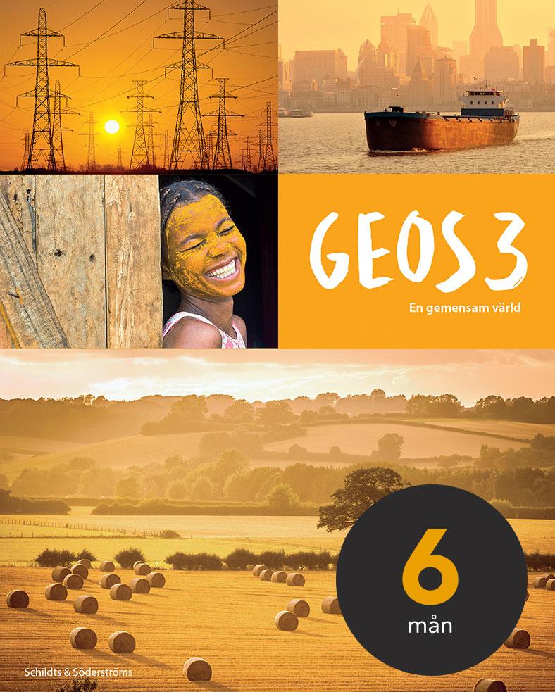 Geos 3 Elevlicens, 6 mån