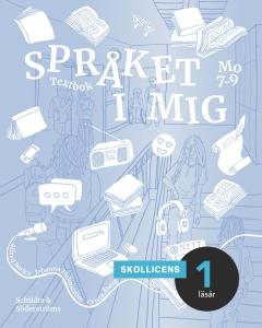 Språket i mig Digitalt materialpaket 7–9, skola, läsår