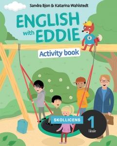 English with Eddie Digitalt materialpaket, skola, läsår