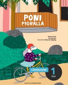 Poni pyörällä Digitalt materialpaket, skola, läsår