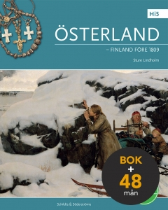 Hi5 Österland Paket (bok + 48 mån licens)