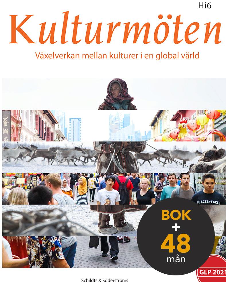 Hi6 Kulturmöten Paket (bok + 48 mån licens)