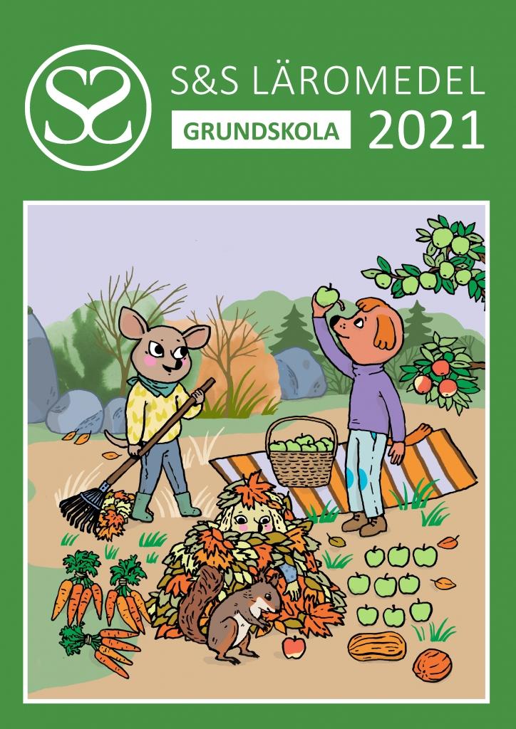 Läromedel för GRUNDSKOLA 2021