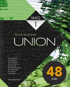 Union MAG1 Digital licens, 48 mån