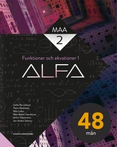 Alfa MAA2 Digital licens, 48 mån