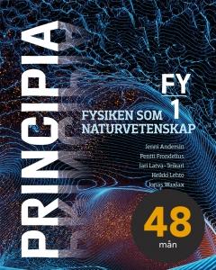 Principia FY1 Digital licens, 48 mån