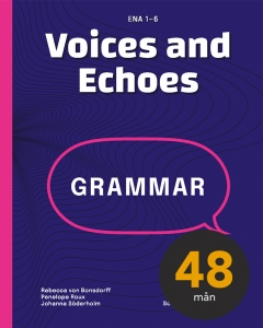 Voices and Echoes Grammatik Digital licens, 48 mån