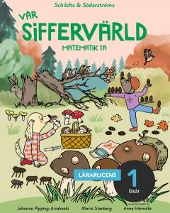 Vår siffervärld 1 Digitalt materialpaket, skola, läsår
