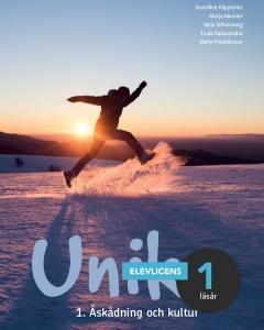 Unik 1 Åskådning och kultur Digital elevlicens, elev, läsår