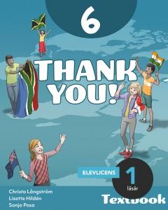 Thank you! 6 Digital elevlicens, elev, läsår